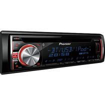 Cd Player Mp3 Pioneer Dehx 6680bt Mixtrax Bluetooth Usb