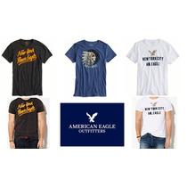 Camisa American Eagle Abercrombie Hollister Aeropostale