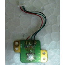 Placa Start - Botão Power P/ Notebook Itautec - N8310
