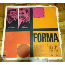 Lp - Forma 65   Quarteto Em Cy   Moacyr Santos