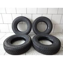 Jogo Pneu Aro 14 Bridgestone Duravis R630 185/r14c 110/108s