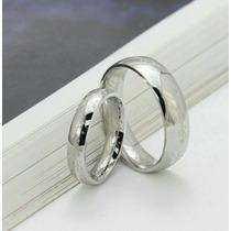 Aliança De Compromisso - Prata - O Senhor Dos Anéis Um Anel