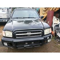 Porta Traseira Lado Esquerdo Nissan Pathfinder 2000 2001