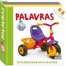 Livro Infantil Descobrindo Meu Mundo - Palavras