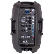 Caixa Amplificada Donner Dr1212a Usb Sd Am Fm Bluetooth 200w