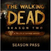 The Walking Dead Season Two - Season Pass Ps3 Jogos