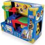 Andador De Empurrar 4 Em 1 Azul Magic Toys Original