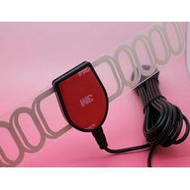 Antena Amplificada Tv Digital Automotiva - Pronta Entrega
