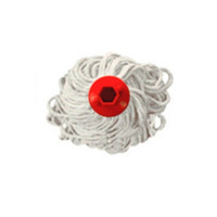 Refil Mopinho Vermelho - 30cm - Bralimpia