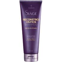 Eudora Siàge Reconstrói Os Cabelos Danificados Shampoo 250ml