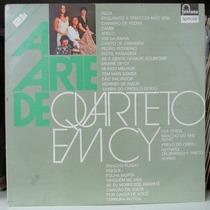 Lp Quarteto Em Cy A Arte De Album Duplo Exx Estado