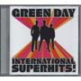 Green Day International Superhits Novo Lacrado Cd