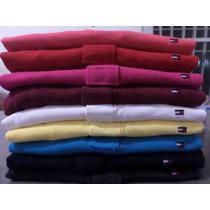 Camisa Camiseta Polo Tommy Hilfiger Lisa