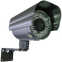 Câmera Segurança 72 Leds 8mm 720 Linhas Infravermelho 60 Mts