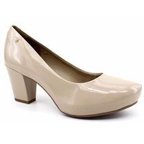 Sapato Scarpin Feminino Dakota Original B9101 Verniz Pixolé