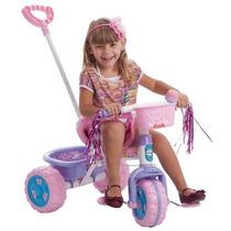Triciclo Veículo Infantil Peppa Pig Premium Multibrink
