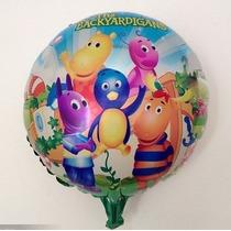 Balão Metalizado Backyardigans - 45cm - Pronta Entrega