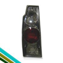 Lanterna Traseira Fume Quadrada Saveiro Parati 1983 A 1997