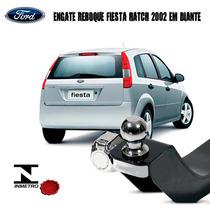 Engate De Reboque Fordi Fiesta Hatch 2002 Em Diante