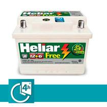 Bateria Heliar Selada, 60 Amperes, Polo Direito
