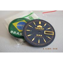 Mostrador Relógio Orient Masculino-brasil Relógios