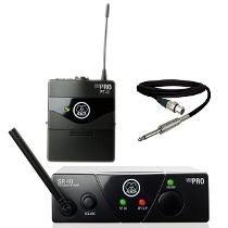 Transmissor Para Instrumentos / Akg Wms 40 Pro Mini