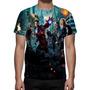 Camisa, Camiseta Os Vingadores Avengers - Estampa Total