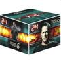 24 Hs Box Dvd Com 1-2-3-4-5 E 6ª Temporadas- Novo Orig Lacr