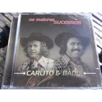 Cd Carlito & Baduí / Os Maiores Sucessos