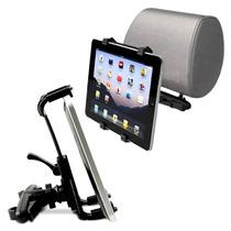 Suporte Veicular Universal Encosto Banco Tablet Ipad Gps Tv