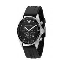 Relógio Emporio Armani Ar0527 Pulseira De Boracha