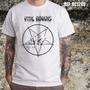 Camiseta De Rock Banda- Vital Remains - Ref.1299 - Rock Club