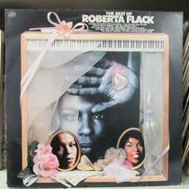 Lp Roberta Flack The Best Of Excelente Estado