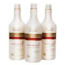 Kit Escova Progressiva G Hair Step 1, 2 E 3 - 3 X 1 L