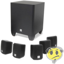 Home Theater 5.1 Jbl Cinema 510 Kit Comp Loja Credenciada