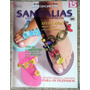 Revista Os Melhores Passo A Passo - Chinelos & Sandálias