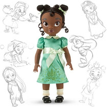 Tiana Animators Original Disney 40 Cm Original No Br