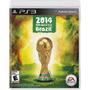 Jogo Fifa 2014 Copa Do Mundo Ps3 World Cup Brasil Português
