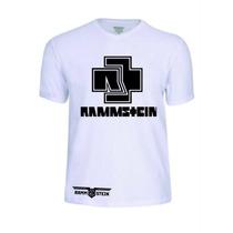 Camisas Camisetas Rammstein Banda Rock Baby Look Rock Pop