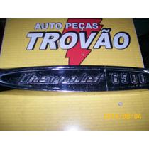 Chevrolet 6500, Caminhão / Marta Rocha Emblema Usado