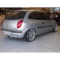 Rodas Krmai Vectra Aro 17+pneus Astra Celta Kadett Montana