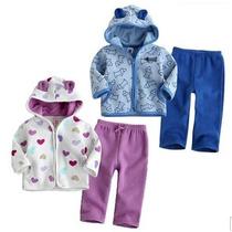 Conjunto Infantil Inverno Menina Pronta Entrega