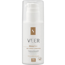 Melan Skin Gel-creme Clareador - 50g - Veer