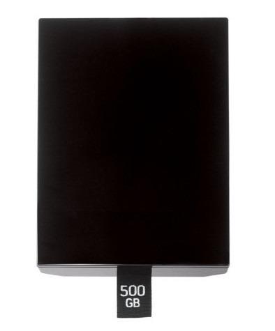 Hd Xbox 360 Slim 500gb 500 Gb Pronta Entrega Aproveite