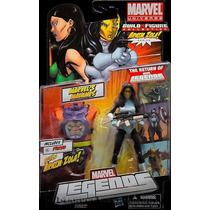 Madame Masque Marvel Legends Arnim Zola Capitão