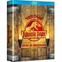 Jurassic Park Trilogia Edição Colecionador Blu-ray Original