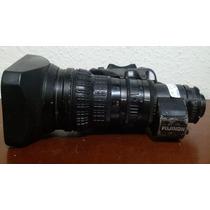 Lente Fujinon Berm28 19x8 165mm Filmadoras