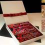Caixa Convite Box Para Pais E Padrinhos Personalizadas