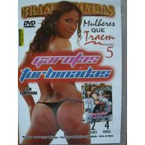Dvd Garotas Turbinadas E Mulhers Que Traem 5 Frete Gratis