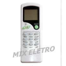 Controle Remoto Para Ar Condicionado Elgin Zh/lt-01